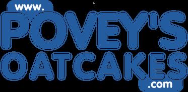 Povey's Oatcakes Logo